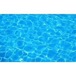 Revêtement de sol 3D - La surface de la piscine