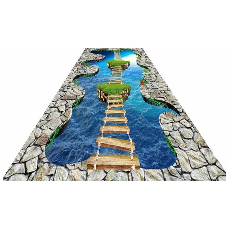 Rev tement de sol 3d design trompe l 39 oeil animation for Trompe l oeil sol