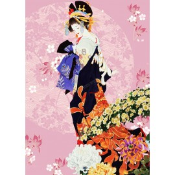 Jeune fille japonaise 1