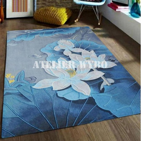 tapis sol artisanal pure laine fait main sur mesure style oriental asiatique moderne. Black Bedroom Furniture Sets. Home Design Ideas