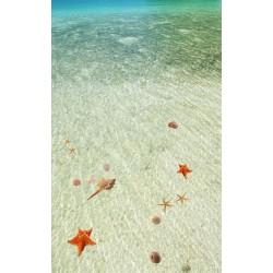 Revêtement sol zen romantique - A la plage 2