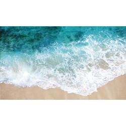 Revêtement de sol paysage océan - Les vagues