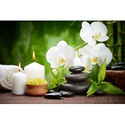 SPA ambiance Zen - Relaxe avec pières chaudes 1