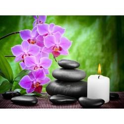 SPA ambiance Zen - Relaxe avec pières chaudes 2