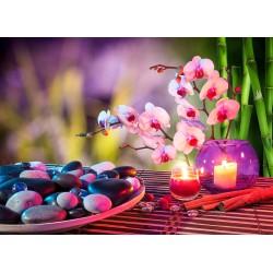 SPA ambiance Zen - Relaxe avec pières chaudes 6
