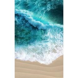 Revêtement de sol paysage océan - Les vagues 2