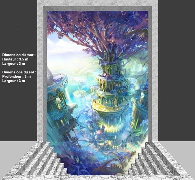 décoration murale 3D fantaisie, papier peint 3D, papier peint fantaisie, revêtement sol 3D, revêtement sol fantaisie, papier peint 3D sur mesure, revêtement sol 3D sur mesure, revêtement sol personnalisé, papier peint personnalisé