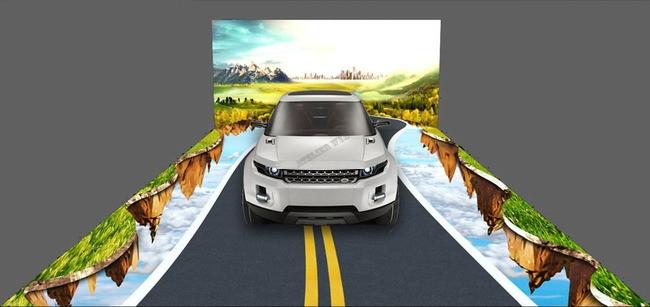Décoration murale 3D, papier peint 3D, papier peint paysage, papier peint 3D sur mesure, revêtement sol 3D, revêtement sol 3D sur mesure, revêtement sol paysage, revêtement sol voiture