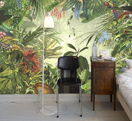 jungle,forêt tropicale,paysage jungle,animaux jungle,tigre,singe,perroquet,papier peint jungle,papier peint tropical,papier peint animaux,tapisserie jungle,tapisserie animaux jungle,poster géant jungle,sticker mural jungle,tapisserie plante tropicale,plante tropicale,poster tropical salle de bain,sticker tropical toilettes,papier peint intissé,papier peint vinyle,tapisserie textile un seul morceau,tête de lit jungle,décor tropical