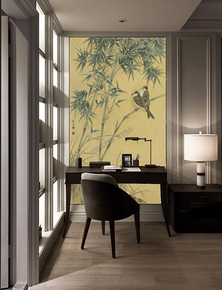 bambou,oiseau,papier peint bambou,papier peint chinois bambou,papier peint japonais bambou,tapisserie murale bambou,tapisserie ancienne bambou,peinture chinoise bambou,peinture japonaise bambou,peinture asiatique bambou,décor zen bambou,poster bambou,sticker mural bambou,papier peint hôtel bambou,décor asiatique bambou
