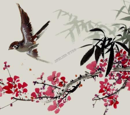 prix papier peint intissé asiatique sur mesure,achat papier peint asiatique fleur oiseau,boutique papier peint japonais sur mesure,tapisserie japonaise soie imprimée bambou oiseau,papier peint chinois zen fleur et oiseau,papier peint japonais fleur de pêcher bambou oiseau,tapisserie asiatique tissu imprimé un seul morceau,paravent japonais fleur de pêcher bambou oiseau,panneau japonais bambou cerisier oiseau,paravent japonais zen bambou fleur oiseau,panneau japonais salle de bain bambou oiseau,panneau étanche imprimé salle de bain bambou oiseau