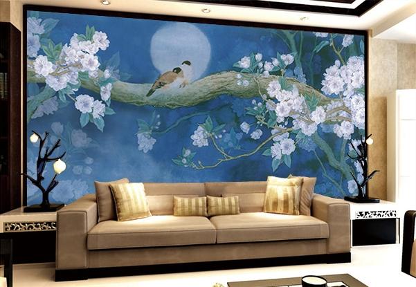 acheter papier peint japonais zen cerisier oiseau,papier peint zen bleu cerisier oiseau lune,papier peint chinois zen bleu cerisier oiseau nuit,achat papier peint asiatique zen fleur et oiseau,papier peint intissé japonais bleu cerisier oiseau,papier peint japonais bleu tissu imprimé cerisier oiseau,papier peint bleu zen,tapisserie soie imprimée cerisier oiseau,tapisserie murale japonaise cerisier oiseau lune,tapisserie bleue fleur oiseau,panneau japonais bleu cerisier oiseau,paravent japonais zen cerisier oiseau,panneau étanche imprimé salle de bain zen cerisier oiseau,tête de lit japonais bleu cerisier oiseau