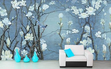 magnolia,oiseau,peinture à l'encre de chine,peinture chinoise,peinture japonaise,peinture fleurs oiseaux,peinture à l'encre,papier peint magnolia,tapisserie magnolia,poster géant magnolia,sticker xxl magnolia,sticker mural magnolia,papier peint fleurs ouseaux,tapisserie fleur oiseau,poster xxl fleur oiseau,papier peint chinois,papier peint japonais,poster asiatique,tapisserie florale,zen