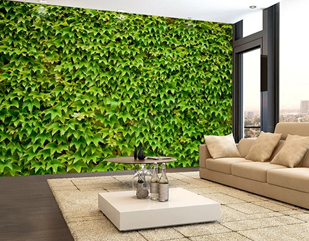 papier peint personnalis mur v g tal poster g ant mural v g ation papier peint sol 3d. Black Bedroom Furniture Sets. Home Design Ideas