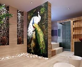 Papier peint 3d personnalis tapisserie num rique for Peintures haut de gamme