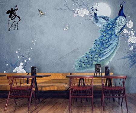 achat papier peint,papier peint paon,papier peint fleur et oiseau,papier peint bleu,papier peint chinois paon,papier peint japonais paon,tête de lit fleur oiseau,papier peint japonais cerisier oiseau,panneau japonais bleu oiseau fleur,panneau japonais paon,tapisserie murale tissu imprimé,tapisserie asiatique paon cerisier,tapisserie murale soie atelier wybo,tapisserie murale paon,poster géant paon,sticker fleur oiseau salle de bain,panneau mural imprimé fleur oiseau salle de bain