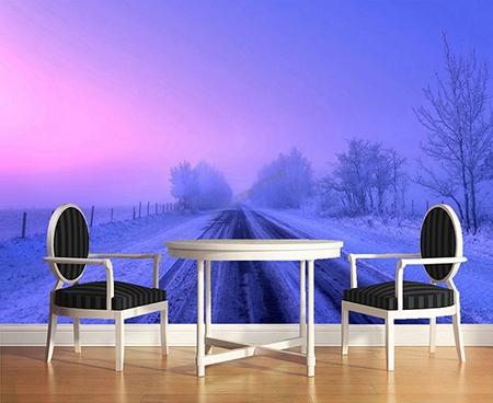 violet,paysage violet,neige,hiver,paysage d'hiver,papier peint hiver,tapisserie coucher de soleil,papier peint neige,papier peint coucher de soliel,tapisserie neige,poster géant neige,sticker murak neige,tête de lit paysage neige,papier peint intissé neige,papier peint vinyle coucher de soleil,tapisserie textile neige,papier peint séjour