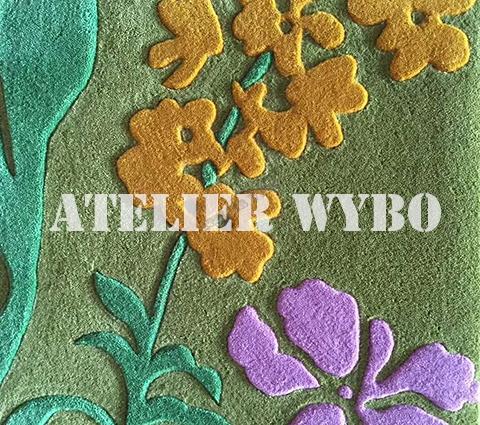 tapis laine atelier wybo,tapis fleur atelier wybo,tapis tufté,tuftage tapis,tapis tufté à la main,tapis laine oriental,tapis abstrait,tapis laine fleur,tapis laine moderne,tapis laine traditionnel,tapis sol,tapis sol en laine,tapis laine,tapis pure laine faits- main,tapis laine artisanal,tapis laine sur mesure