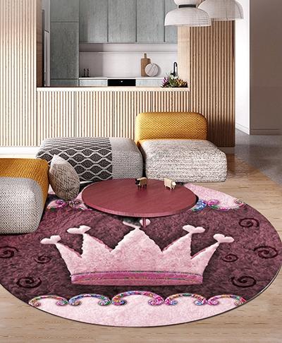 prix tapis en laine personnalisé chambre d'enfant,acheter tapis rose princesse pur laine chambre fille,tapis 3d tufté à la main velours sculpté couronne de princesse,tapis en laine noué à la main sur mesure couronne de la reine,tapis rose fait à la main princesse chambre fille