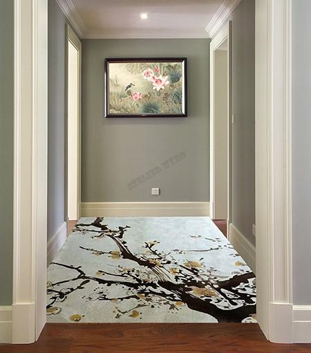 abricotier du japon,abricotier japonais,fleur mei,tapis japonais,tapis chinois,décor asiatique,tapis contemporain,tapis tufté,tapis tufté à la main,tapis abstrait,tapis laine fleur,tapis laine moderne,tapis sol,tapis sol en laine,tapis laine,tapis pure laine fait main,tapis laine artisanal,tapis laine sur mesure